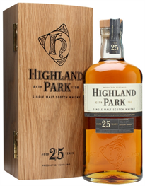 Highland Park Scotch Single Malt 25 Year 750ml
